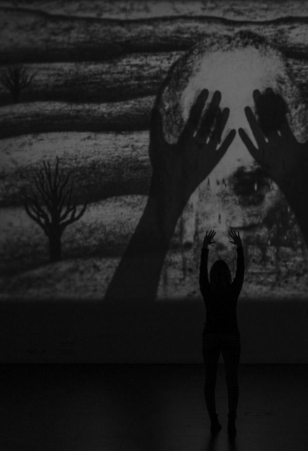 anna rusilko fotografia photography csw, toruń, david lynch, galeria, muzeum, black and white, kujawsko-pomorskie