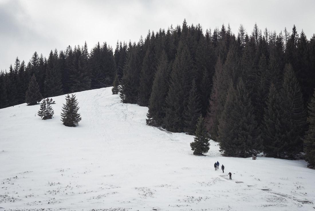 anna rusilko fotografia photography tatry tatras góry mountains polska poland polana rusinowa zima winter