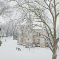 nna rusilko fotografia photography pałac palace zima winter white śnieg snow abandoned opuszczone urbex buszujący