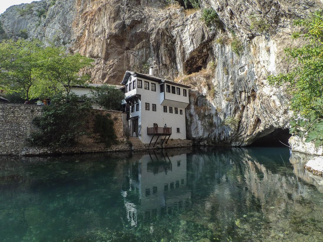anna rusilko fotografia photography blagaj bośnia i hercegowina klasztor Bosnia and Herzegovina dervish monastery