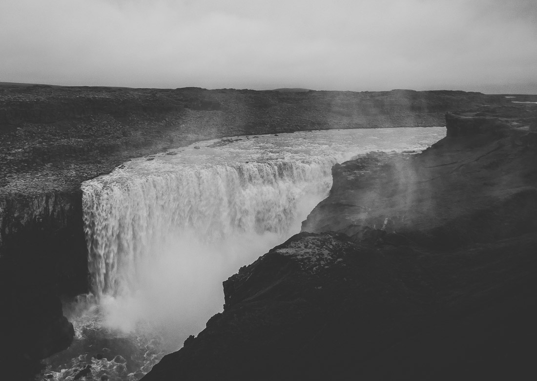 anna rusilko fotografia photography islandia iceland dettifoss wodospad waterfall