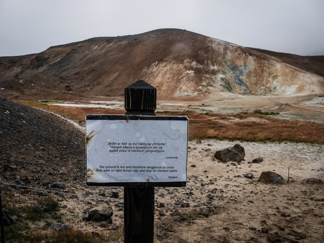 anna rusilko fotografia photography islandia iceland viti krafla wulkan volcano krater crater