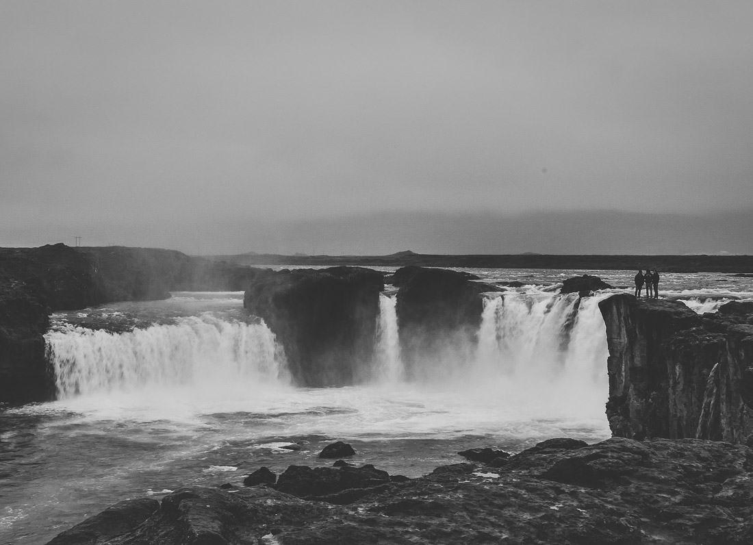 anna rusilko fotografia photography islandia iceland wodospad Goðafoss waterfall
