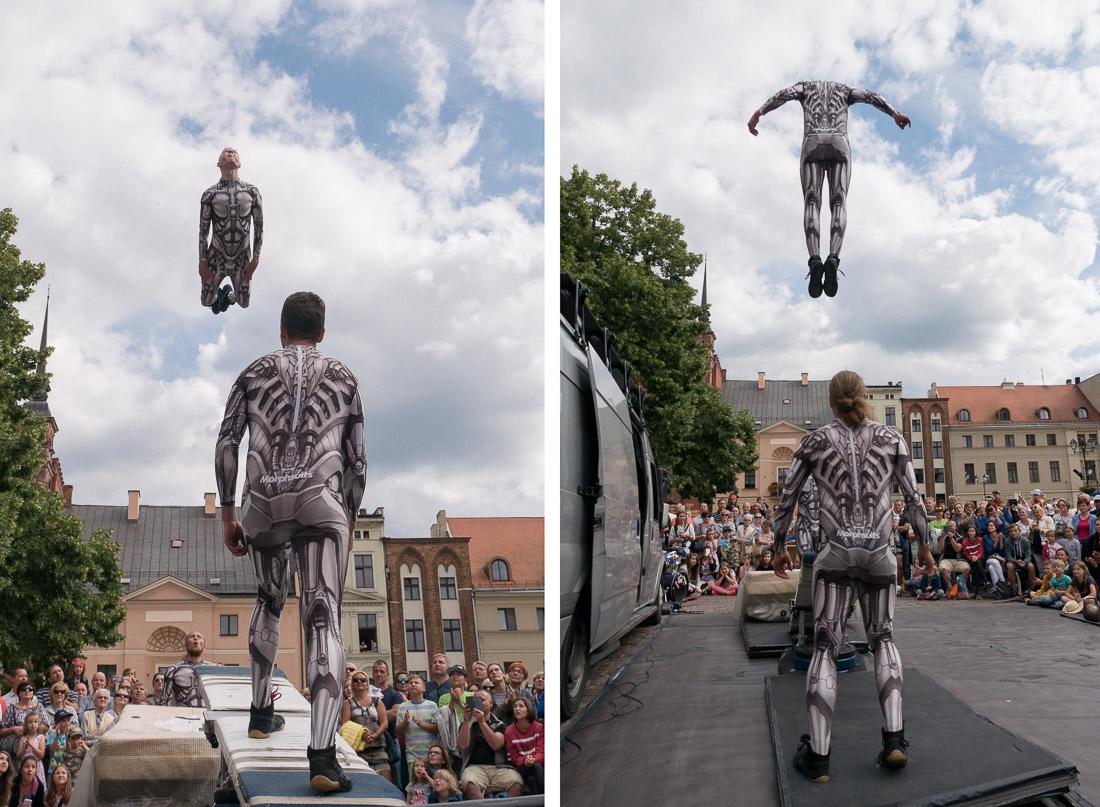 anna rusilko fotografia photography motosikai race horse company festiwal teatrów ulicznych toruń