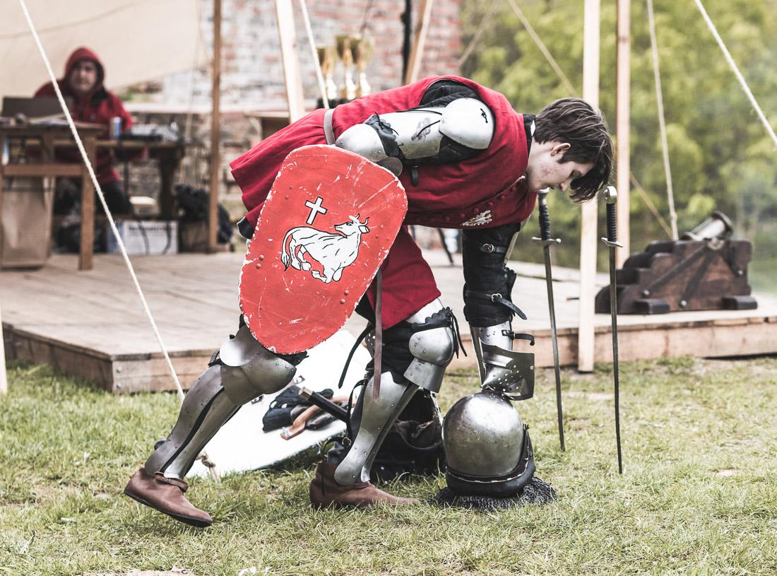 anna rusilko fotografia photography toruń majówka z historią zamek dybowski castle knight rycerz