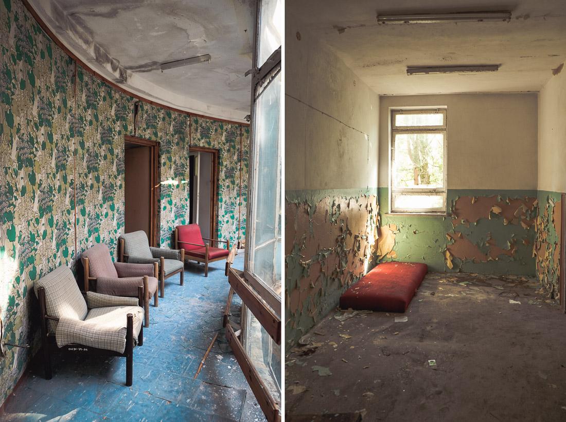 anna rusilko fotografia photography urbex opuszczony hotel abandoned hotel okrąglaki