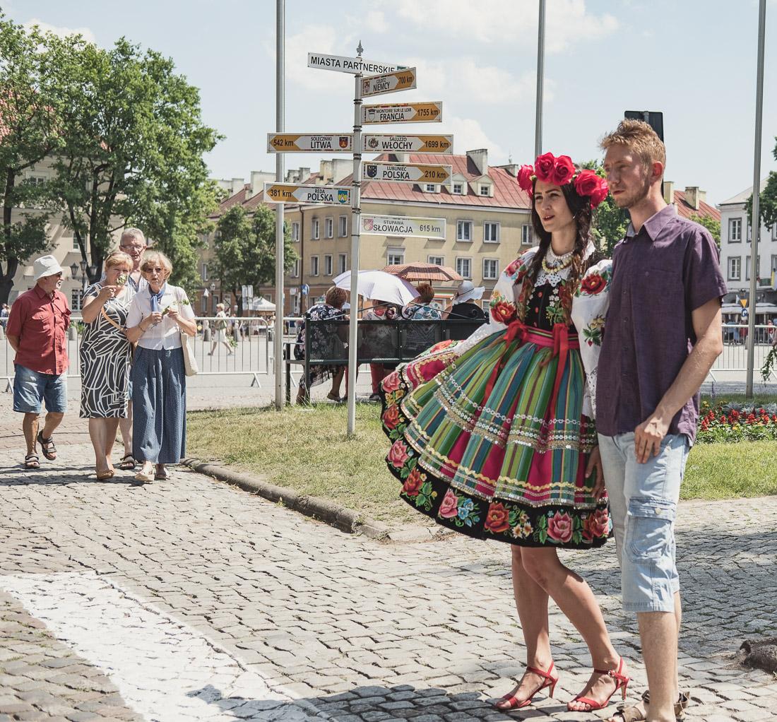 anna rusiłko fotografia photography łowicz boże ciało święto polska poland folklor