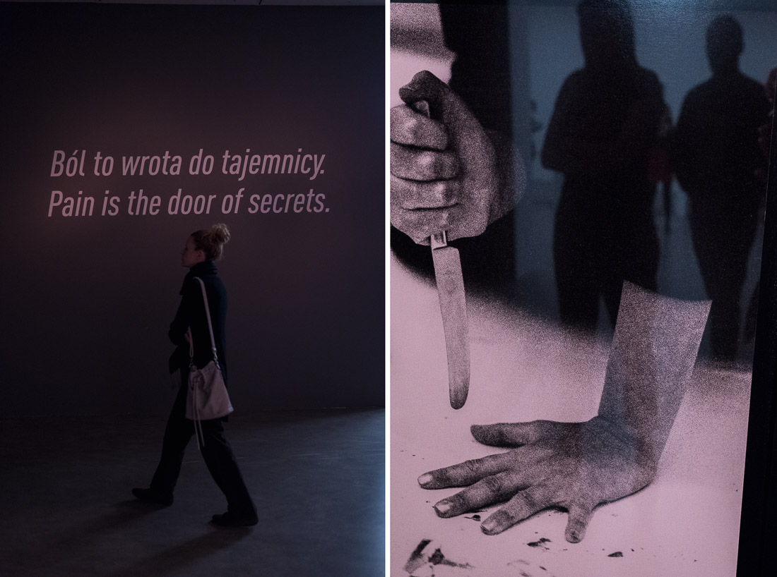anna rusilko fotografia photography marina abramovic csw toruń centrum sztuki współczesnej performance contemporary art