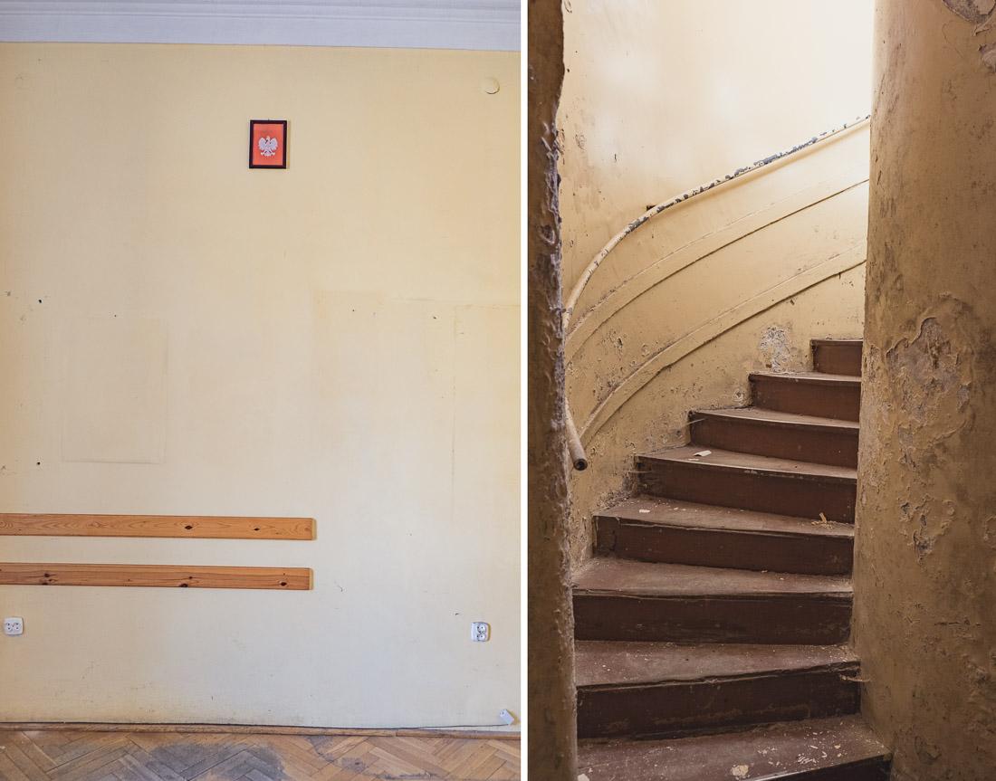 anna rusilko fotografia photography opuszczony pałac szkoła abandoned palace urbex