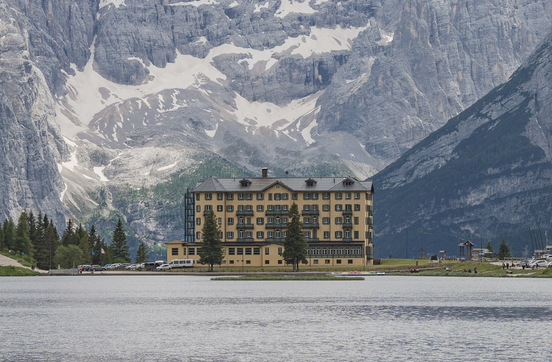 anna rusiłko fotografia photography misurina alps alpy góry mountains italy włochy lake jezioro