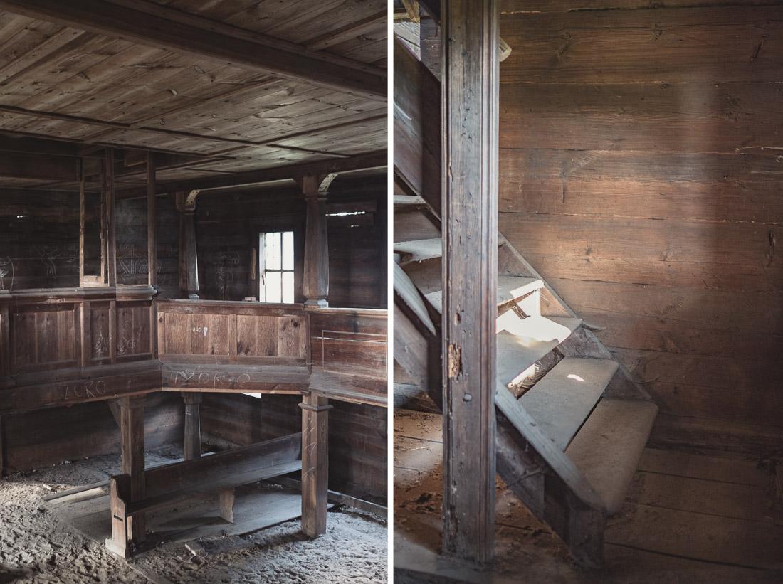 anna rusiłko fotografia photography opuszczony drewniany kościół abandoned wooden church