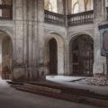 anna rusiłko fotografia photography kościół ewangelicki church śląsk opuszczony urbex