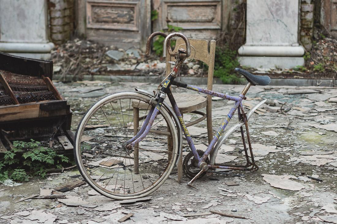 anna rusiłko fotografia photography opuszczony pałac abandoned palace piano urbex