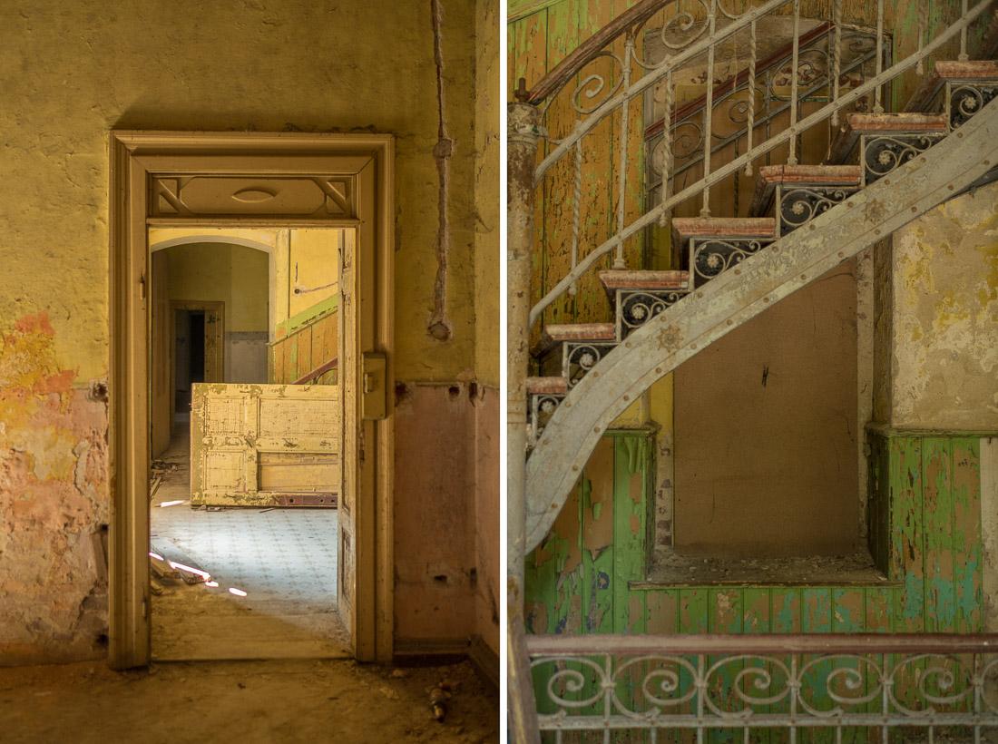 anna rusiłko fotografia photography opuszczony pałac abandoned palace urbex