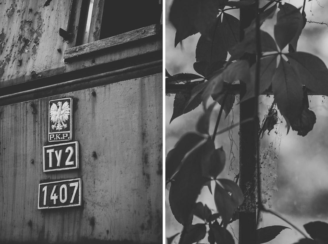anna rusilko fotografia photography lokomotywownia skierniewice pociągi locomotive engine trains poland urbex