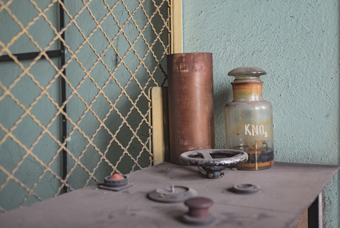 anna rusilko fotografia photography opuszczona elektrownia szombierki bytom abandoned power station urbex