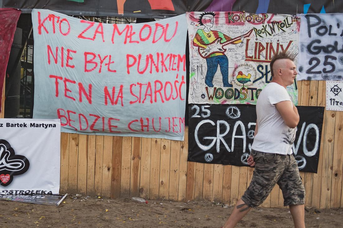 anna rusilko fotografia photography woodstock polandrock music festival muzyka festiwal rock poland kostrzyn