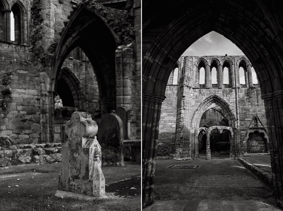 anna rusilko fotografia photography szkocja scotland elgin cathedral katedra Holy Trinity Cathedral ruiny ruins kościół church
