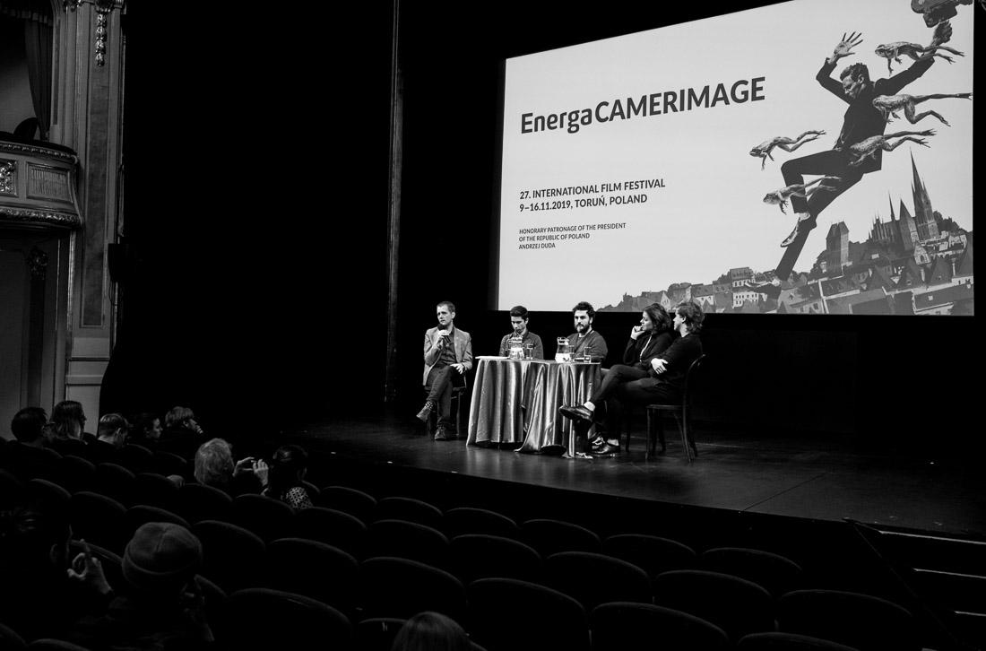48 anna rusilko fotografia photography camerimage toruń film fesival actors cinematographers ckk jordanki Pablo Lago Dantas, Todd Martin, Christiaan van Leeuwen(48)