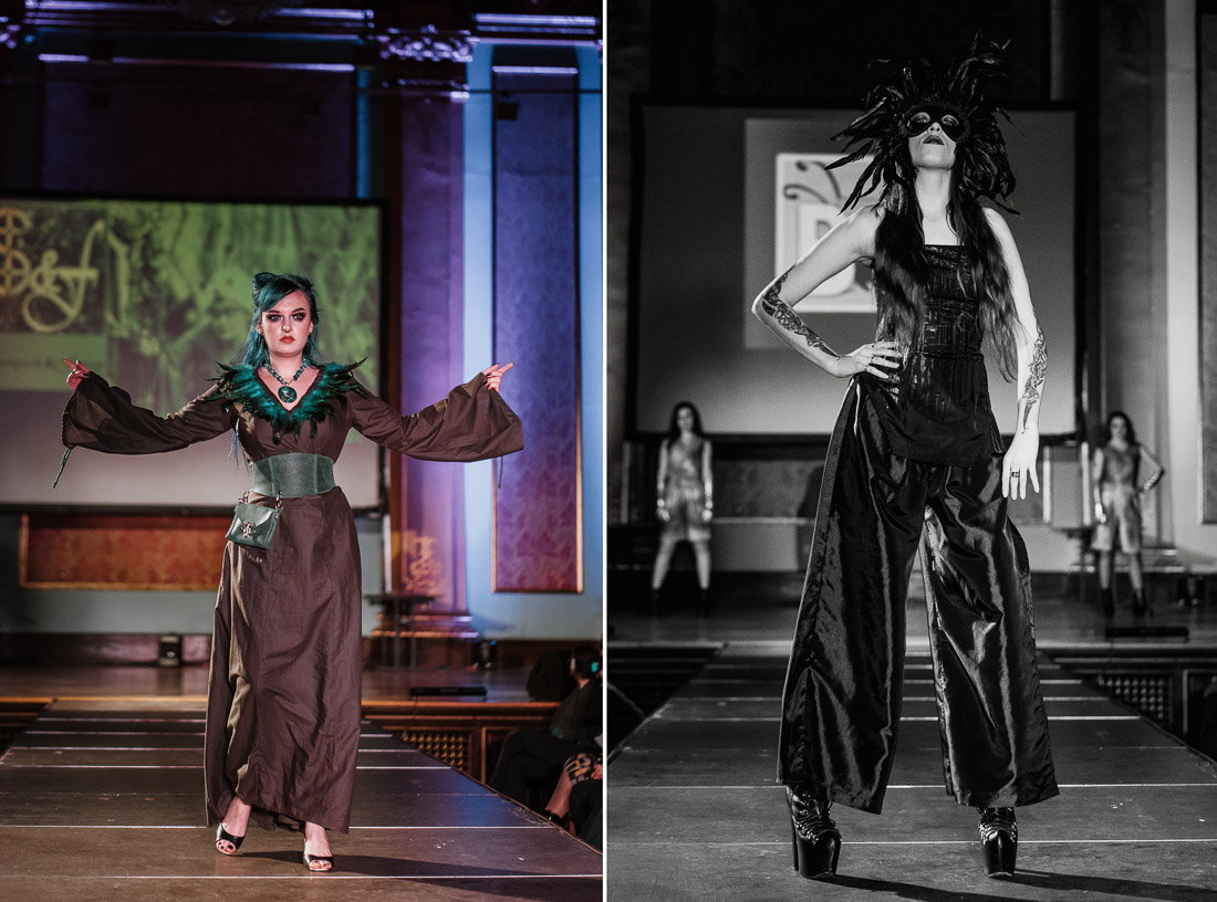 anna rusilko fotografia photography alternative fashion show 2020 pokaz mody