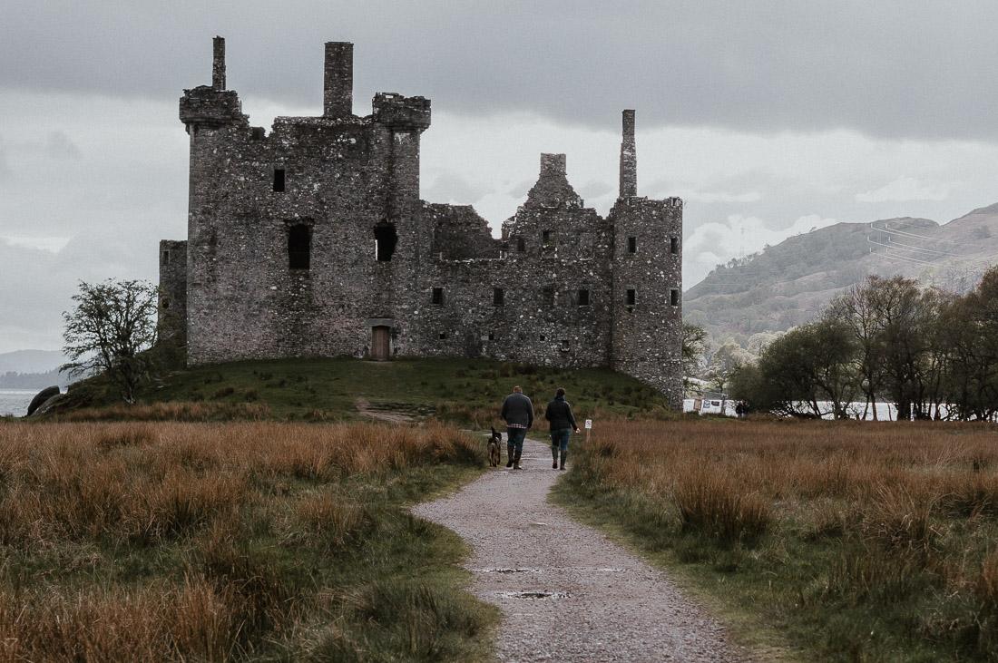 anna rusilko fotografia photography szkocja scotland podróż travel road trip kilchurn castle-1