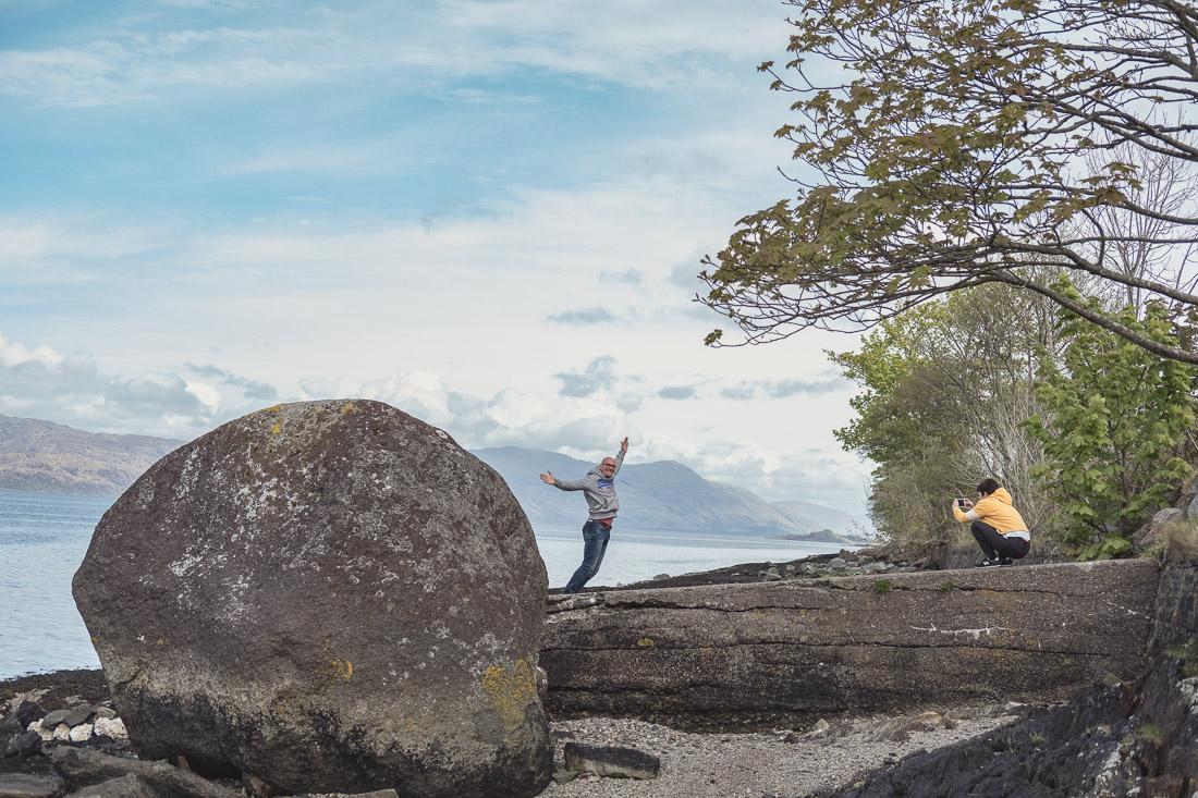 anna rusilko fotografia photography szkocja scotland podróż travel road trip castle stalker