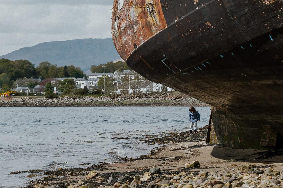 anna rusilko fotografia photography szkocja scotland podróż travel road trip caol