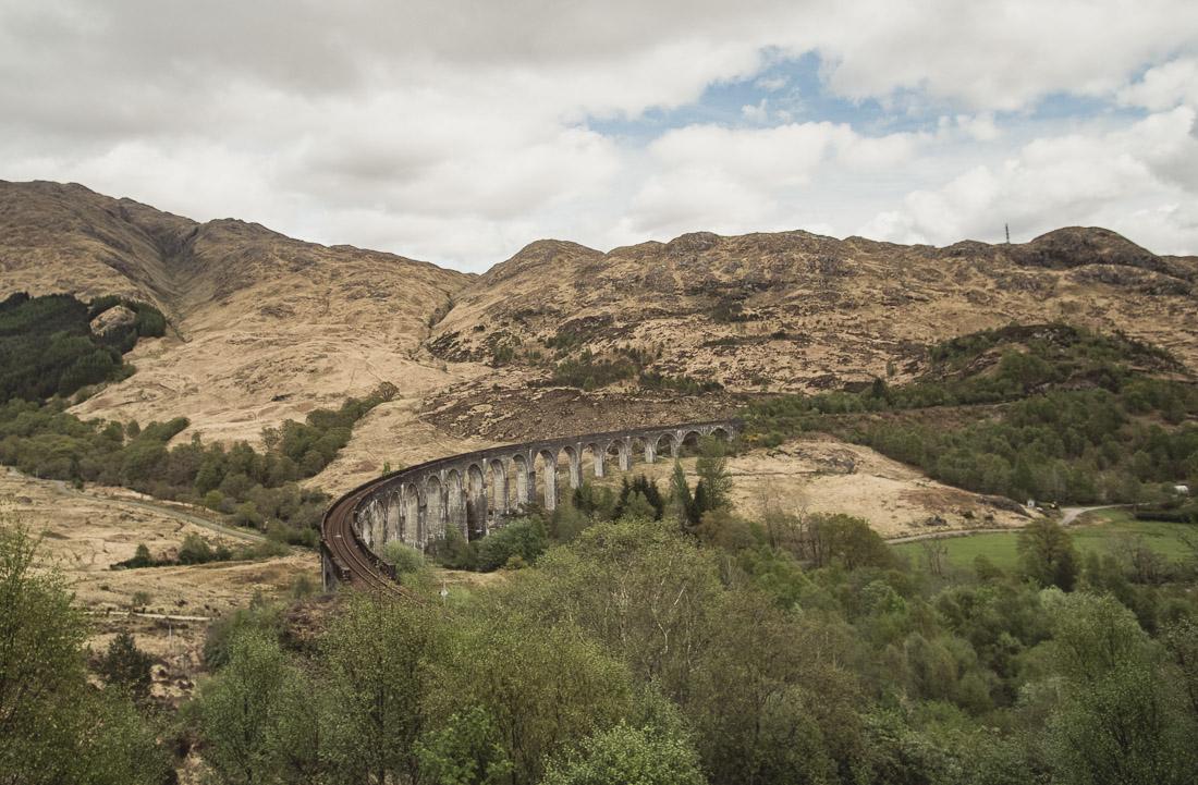 anna rusilko fotografia photography szkocja scotland podróż travel road trip glenfinnan