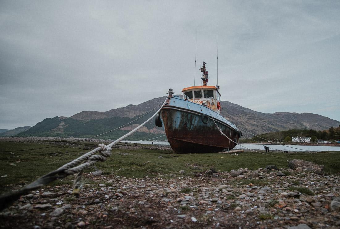 anna rusilko fotografia photography szkocja scotland podróż travel road trip