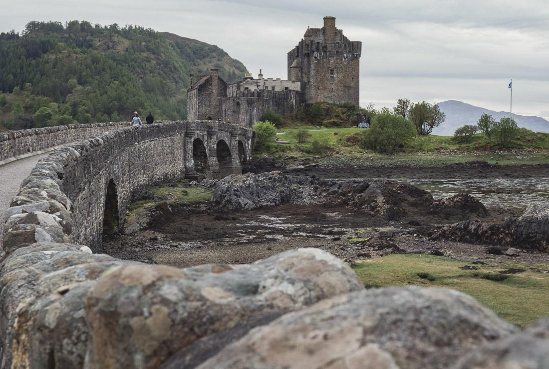 anna rusilko fotografia photography szkocja scotland podróż travel road trip eilean donan castle-