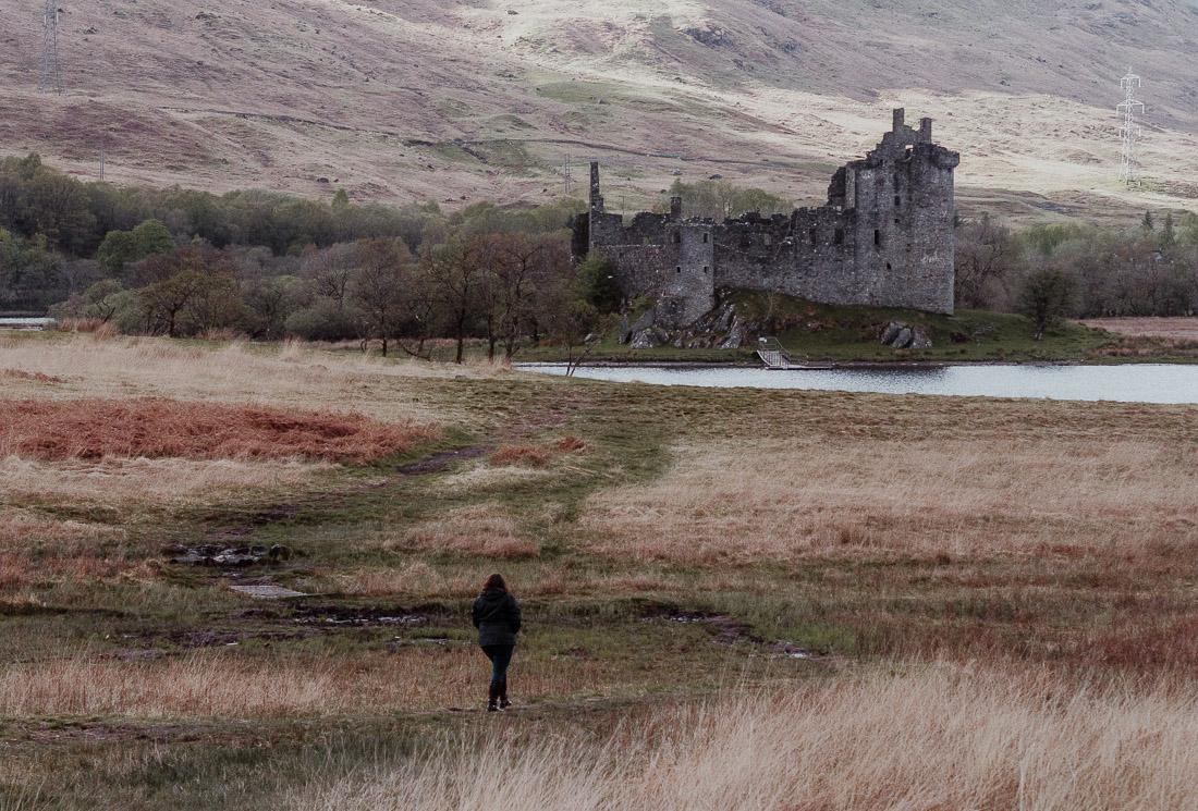 anna rusilko fotografia photography szkocja scotland podróż travel road trip kilchurn castle