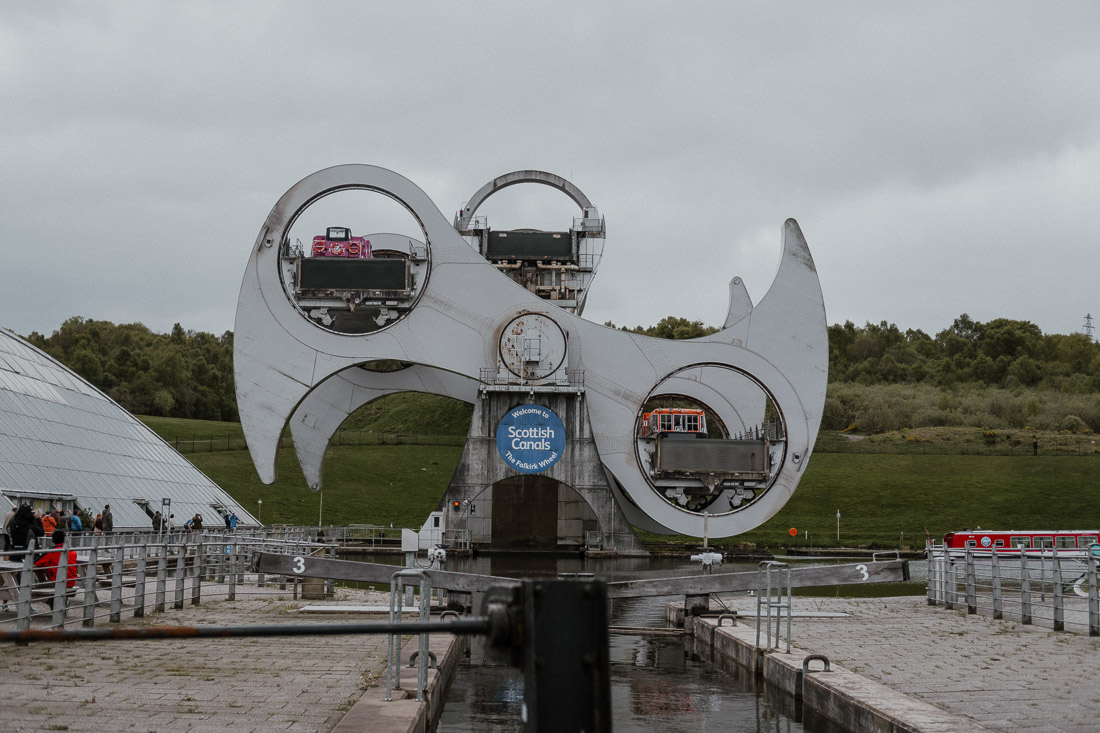 anna rusilko fotografia photography szkocja scotland podróż travel road trip the falkirk wheel