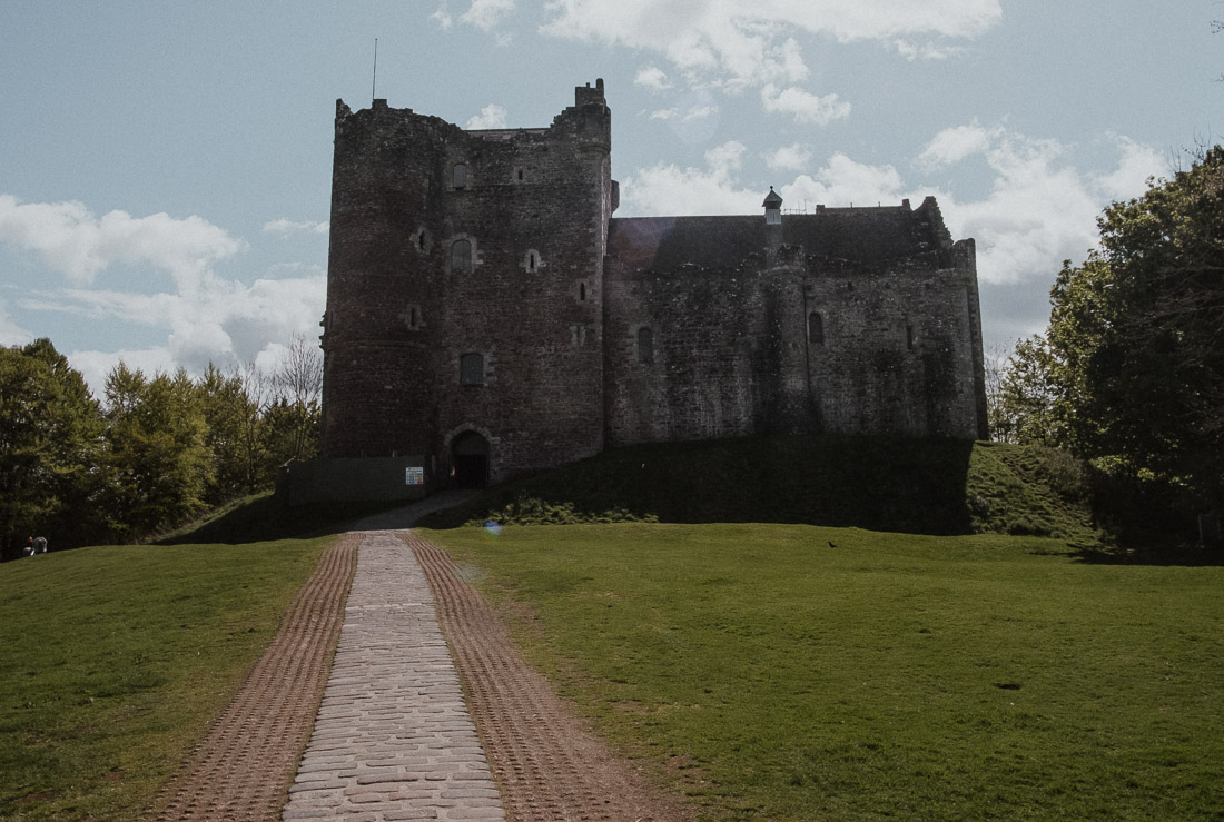 anna rusilko fotografia photography szkocja scotland podróż travel road trip doune castle