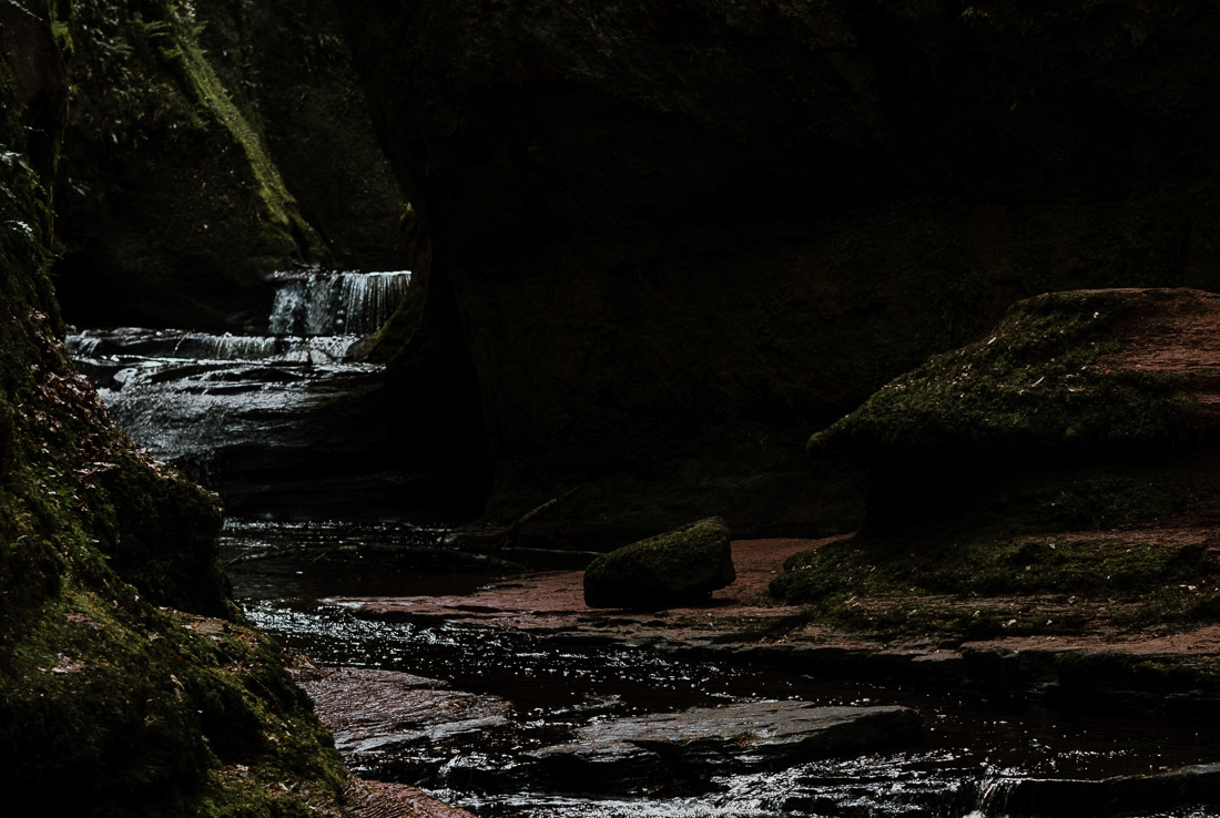 anna rusilko fotografia photography szkocja scotland podróż travel road trip finnich glen devil's pulpit