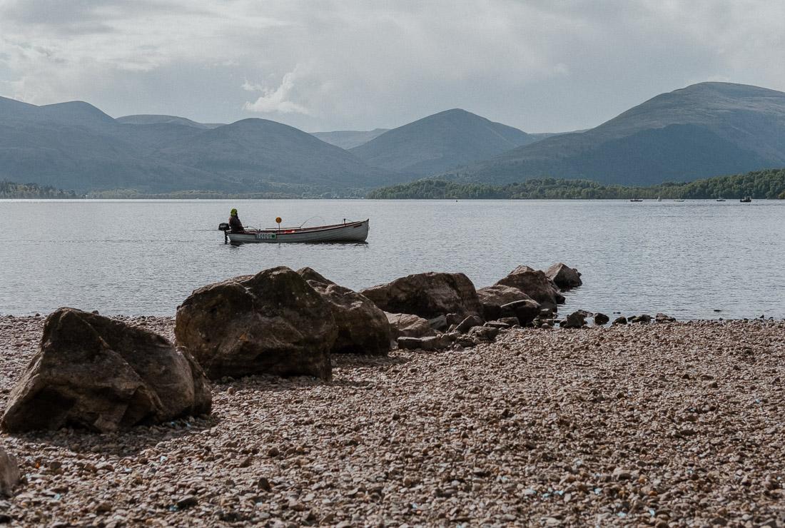 anna rusilko fotografia photography szkocja scotland podróż travel road trip Milarrochy Bay