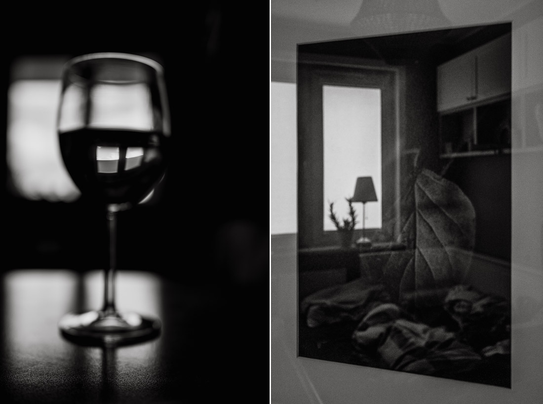 anna rusilko fotografia photography black and white home interiors still life
