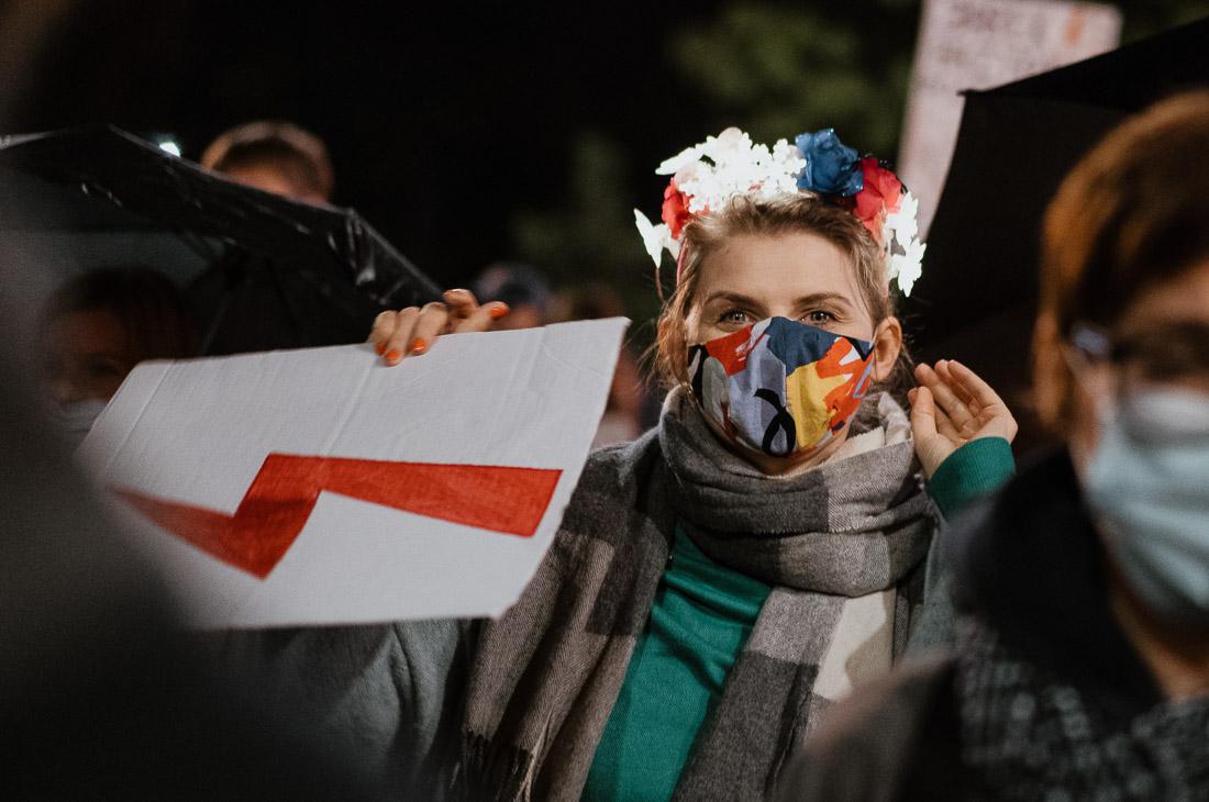 anna rusilko fotografia photography toruń strajk kobiet women rights jebac pis prawa kobiet