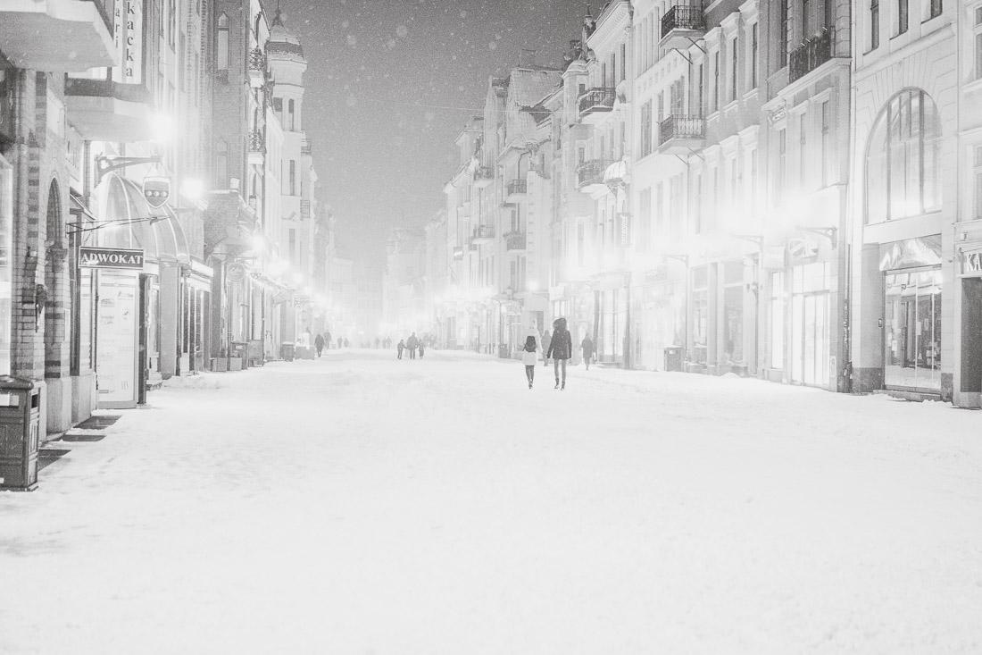anna rusilko fotografia photography zima toruń mróz winter tsf toruńskie spacery fotograficzne śnieg snow monochrom